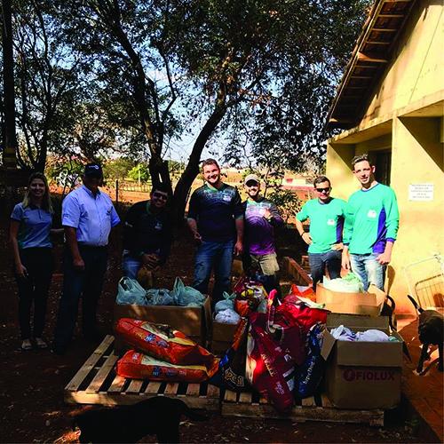 Barinet realiza parcerias e ações sociais
