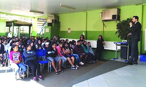 Cras e ESF de Itaju promovem projeto Prevenir é Preciso