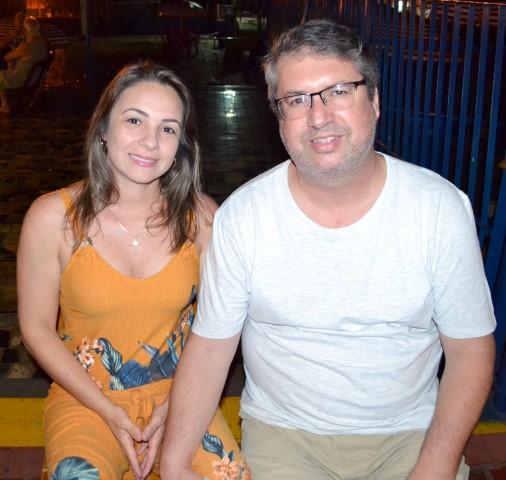 Happy Hour com banda Acústicos & Calibrados no Umuarama (25/10/2019)