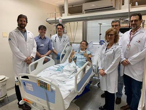 Médico baririense atua em tratamento inovador contra o câncer