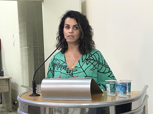 Maria Pia e vereadora de Pederneiras defendem criação de procuradoria