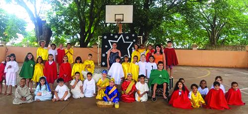 Escola Euclydes encera ano letivo com programação especial