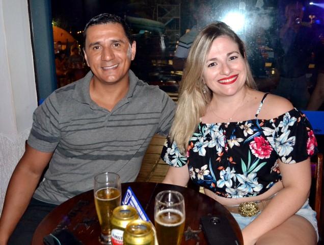Sextaneja com Ulisses & Moisés no Umuarama (03/01/2020)