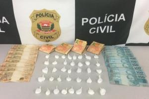Jaú: Polícia Civil faz operação e prende três em flagrante