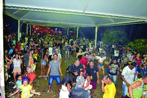 Carnaval no Lago começa no próximo sábado