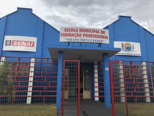 Escola do Senai em Bariri abre inscrições para cursos profissionalizantes