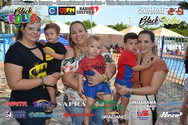 CARNAVAL 2020 – Umuarama Clube – Matinê – Domingo (23/02)