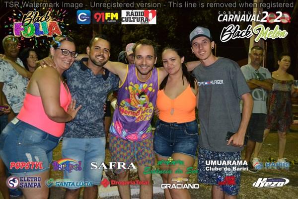 CARNAVAL 2020 – Lago Municipal – Domingo (23/02)
