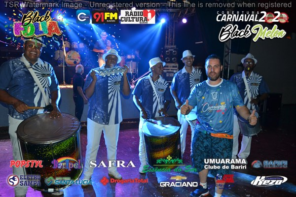 CARNAVAL 2020 – Umuarama – Domingo (23/02)