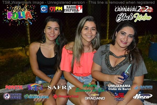 Carnaval 2020 – Lago Municipal – Segunda-feira (24/02)