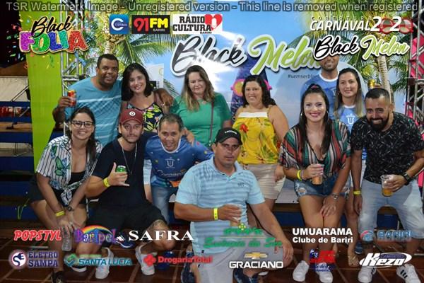 Carnaval 2020 – Umuarama Clube – Segunda-feira (24/02)