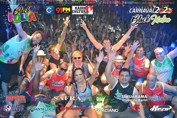 Carnaval 2020 – Umuarama Clube – Matinê – Terça-feira (25/02)
