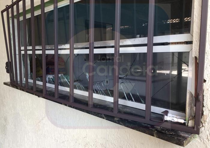Bariri: Menor é flagrado tentando furtar lanchonete no Maria Luiza