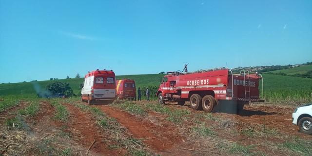 Mineiros do Tietê: Trabalhador rural morre após ficar preso em máquina agrícola