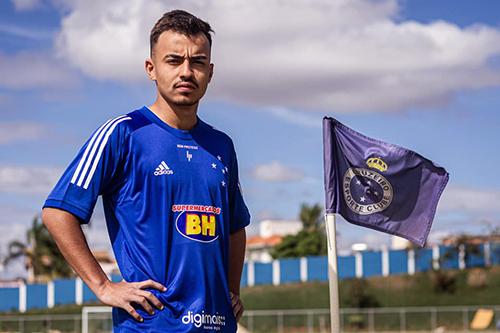 Cruzeiro anuncia contratação de Gui Mendes