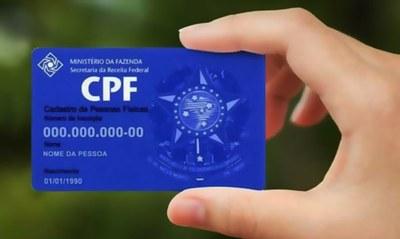 MPF e Receita Federal assinam acordo para garantir emissão gratuita de CPF no Estado de São Paulo