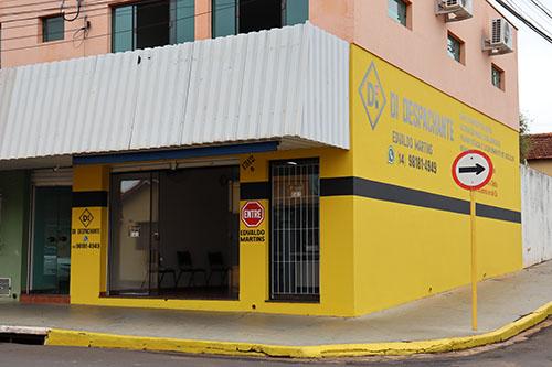 Informe Publicitário – Di Despachante é inaugurada em Bariri