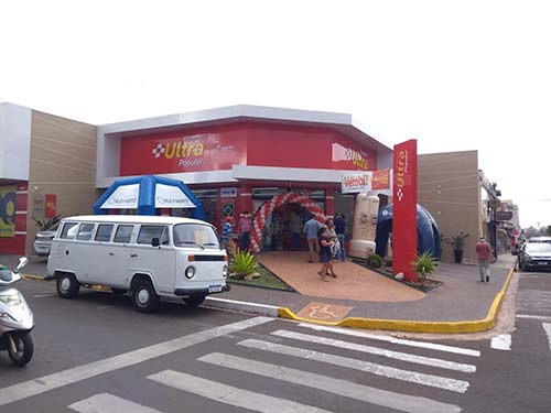 Informe Publicitário: Bariri ganha segunda loja da Ultra Popular