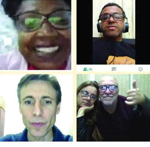 Clube do Livro realiza encontros virtuais