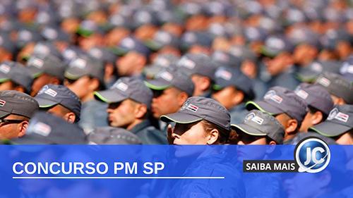 Polícia Militar abre inscrições para 2,7 mil vagas de soldado