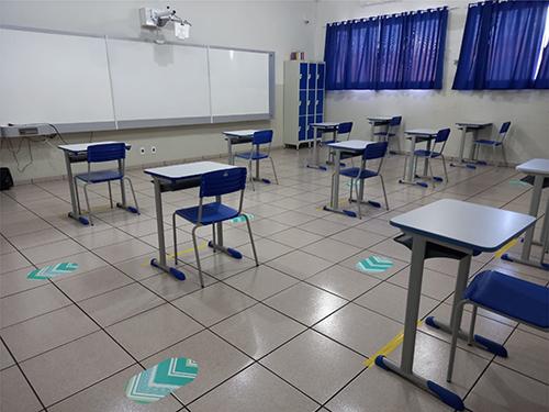 Bariri: Volta às aulas nas escolas particulares ocorre a partir de segunda-feira (10)