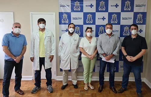Reunião emergencial discute variante do coronavírus em Jaú