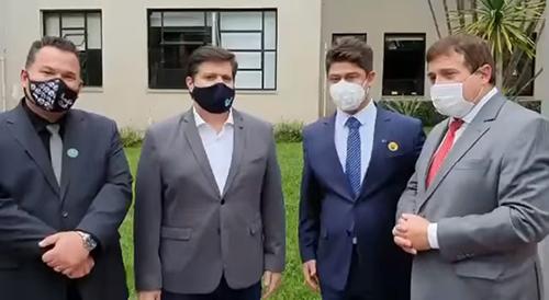 Deputados anunciam mais R$ 1 milhão para Bariri