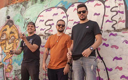 "Banda D'Maori mostra making of do single ""Nós Dois"""