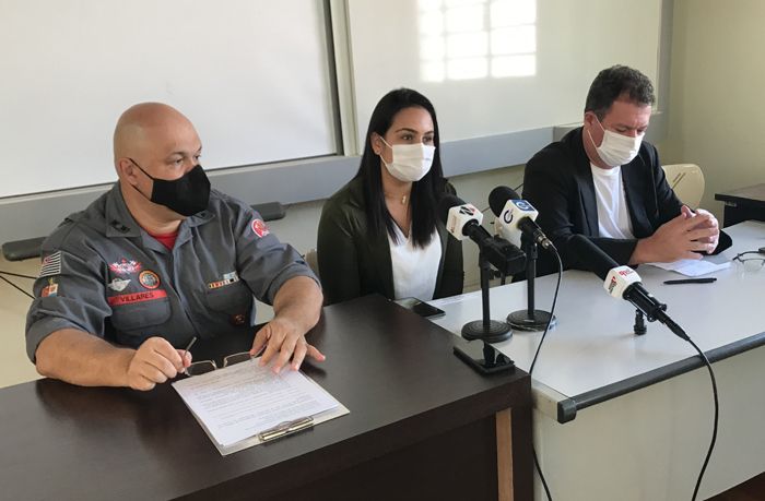 Bariri: Defesa Civil orienta sobre cuidados com frente fria