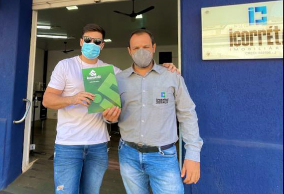 Bariri: Gabriel Ferrari e iConstrói fecham parceria