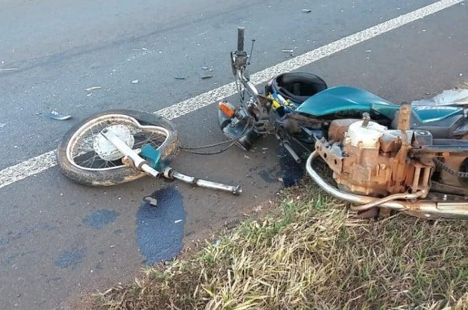 Região: Motociclista morre em acidente na SP-304